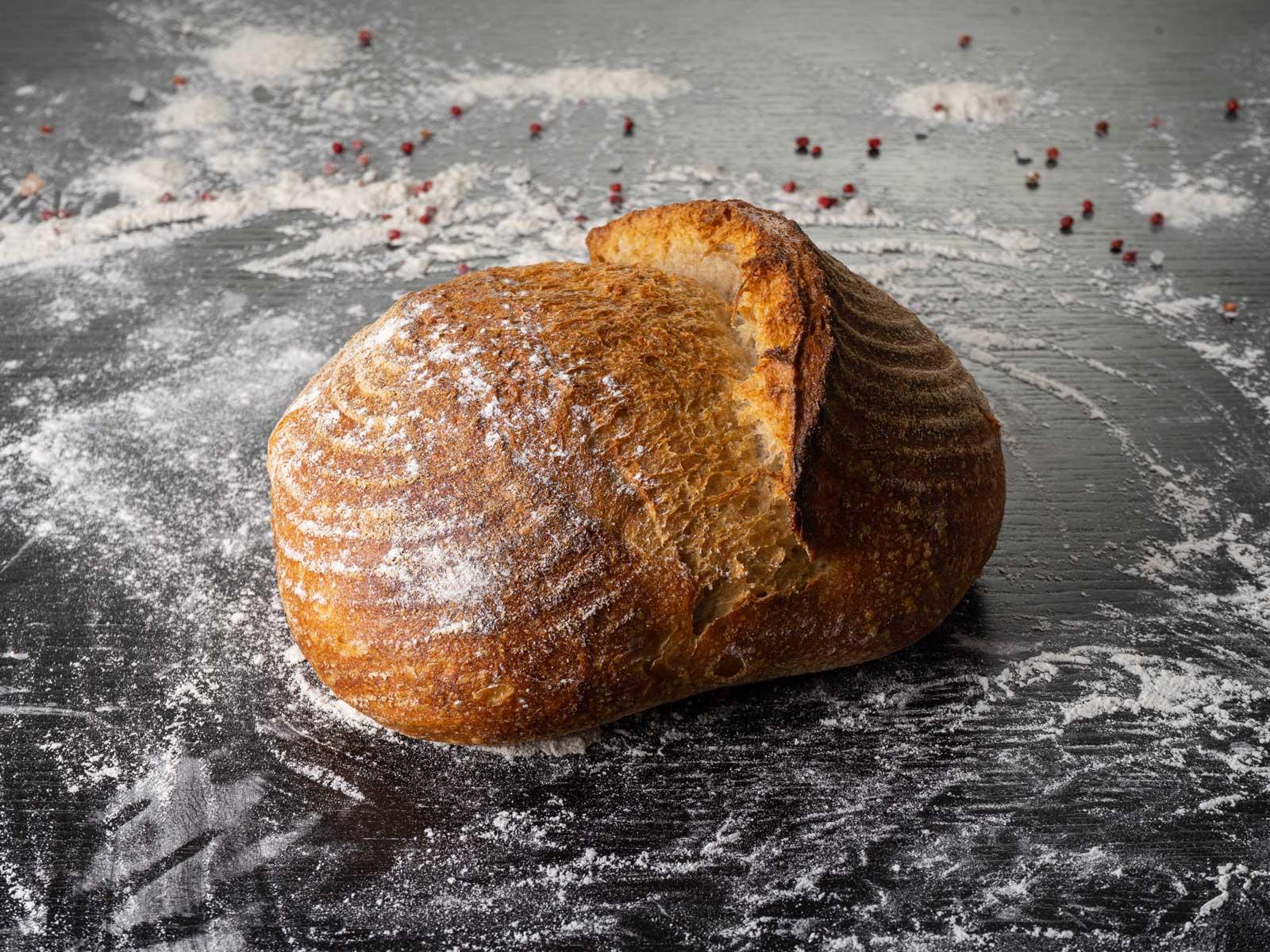 Хлеб Серый Тартин