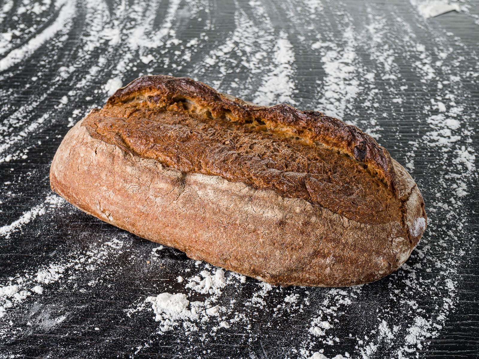 Артизанский гречишный хлеб